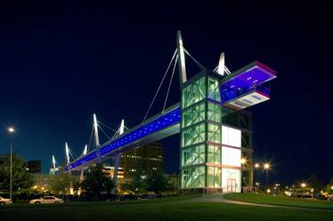 Rhythm City Skybridge