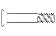 Countersunk Bolt