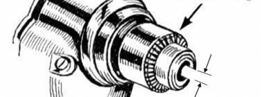 Drill Chuck Size