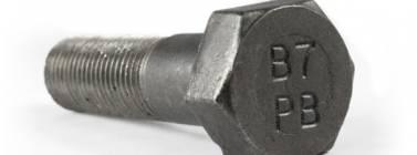 B7 Hex Head Bolt