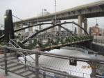 Buffalo Canalside Pedestrian Bridges