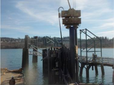 Anacortes Ferry Terminal Tie-Up Slip Preservation 1