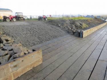 Tununak Boardwalk