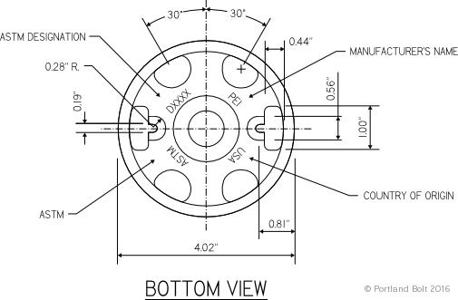 shear plate dimensions