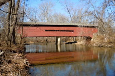 Sheeder Hall Covered Bridge