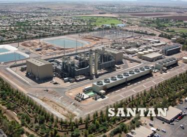 Santan Generating Station