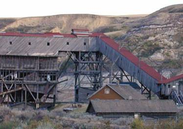 Atlas Coal Mine