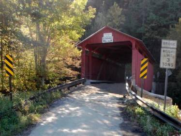 Wanich Covered Bridge