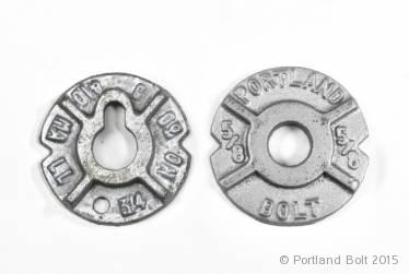 Malleable Iron Washer Details - Portland Bolt