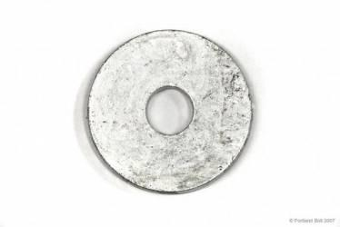 Round Plate Washer