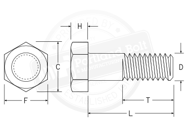 Structural Bolts - Portland Bolt