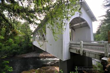 Hannah Covered Bridge