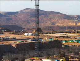 Peruvian Copper Mine