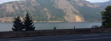 I-84 Cascade Locks to Hood River