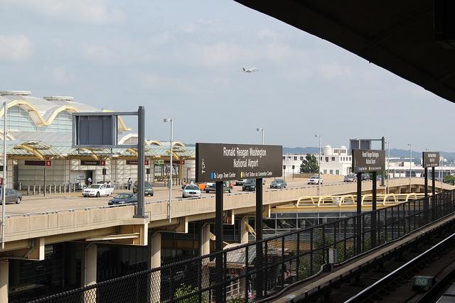Bolt And Washer >> Ronald Reagan Washington National Airport - Portland Bolt