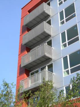 Stack House Apartments