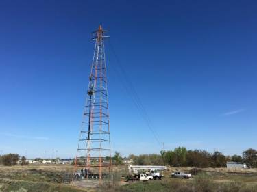 Columbia Transmission Crossing