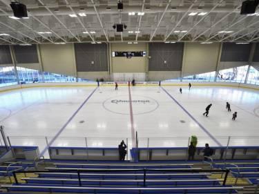 Edmonton Rogers Community Rink