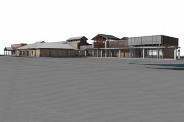 Flower Mound Library Expansion