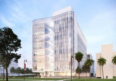 San Jose State University Interdisciplinary Science Building