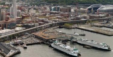 Colman Dock Ferry Terminal