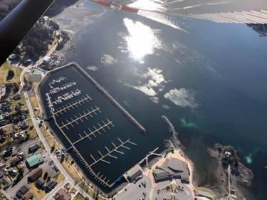 Sitka Crescent Harbor