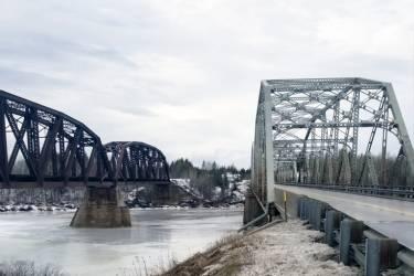 Groundhog River Bridge