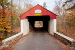 Mill Cove Cabin Run Bridge