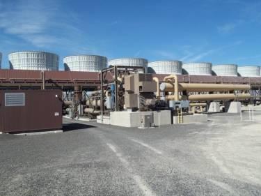 Patua Power Plant