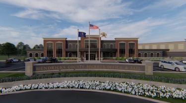 Hendricks County Sheriff's Office and Jail